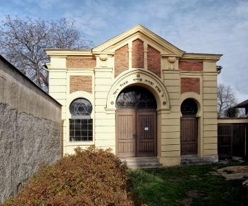 Židovský hřbitov Holešov