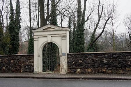 Židovský hřbitov Hranice