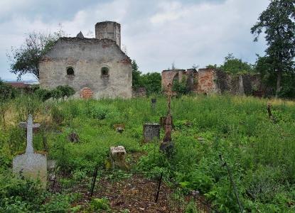 Německý hřbitov Šitboř