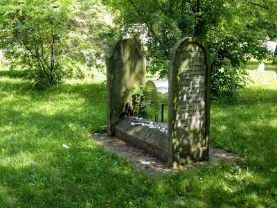 Židovské hřbitovy Lipník nad Bečvou_3