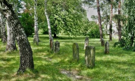 Židovské hřbitovy Lipník nad Bečvou_4
