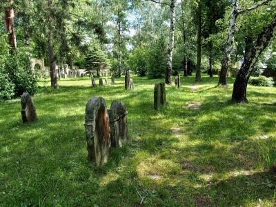 Židovské hřbitovy Lipník nad Bečvou_6