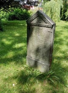 Židovské hřbitovy Lipník nad Bečvou_7