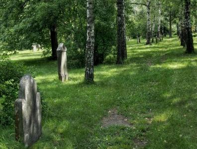 Židovské hřbitovy Lipník nad Bečvou_8
