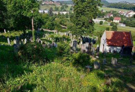6idovský hřbitov Boskovice_8