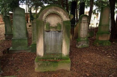 Židovský hřbitov Bzenec_3