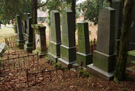Židovský hřbitov Bzenec_7