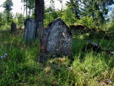 Židovský hřbitov Chlítov_10