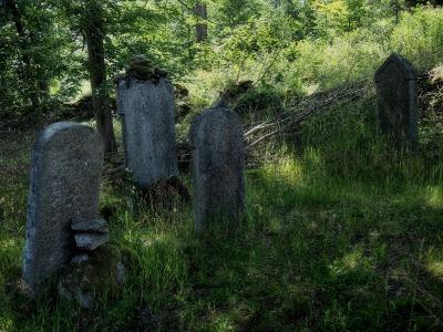 Židovský hřbitov Chlítov_11