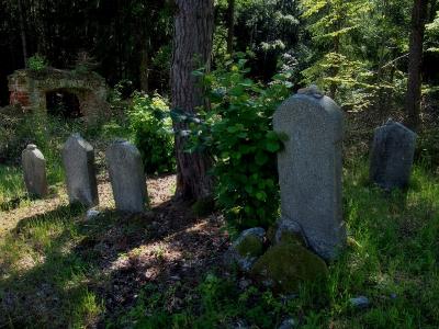 Židovský hřbitov Chlítov_13