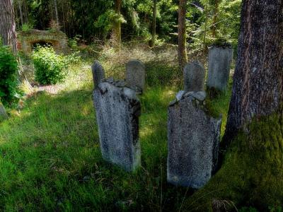 Židovský hřbitov Chlítov_14