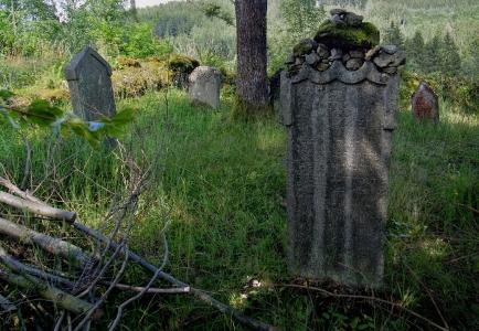 Židovský hřbitov Chlítov_17