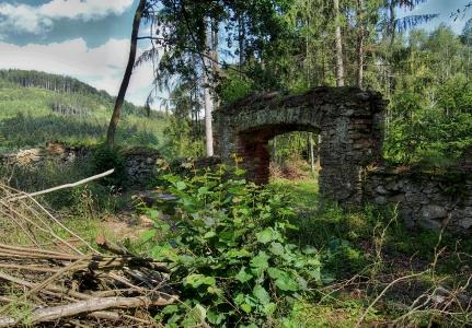 Židovský hřbitov Chlítov_19