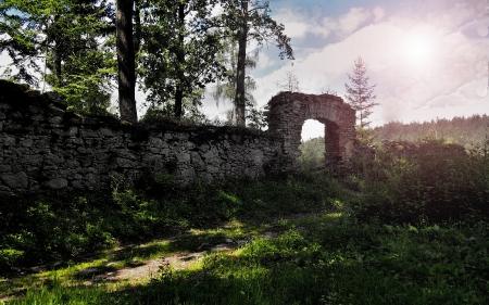 Židovský hřbitov Chlístov