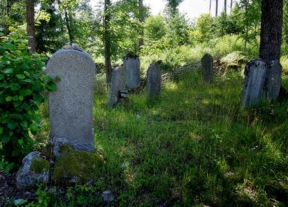 Židovský hřbitov Chlítov_9