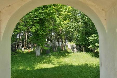 Židovský hřbitov Dřevíkov_3