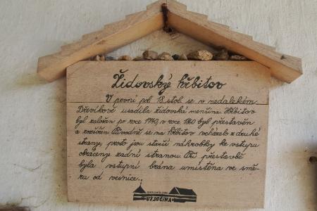 Židovský hřbitov Dřevíkov_5