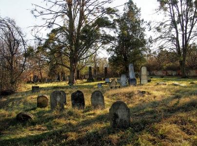 Židovský hřbitov Koryčany