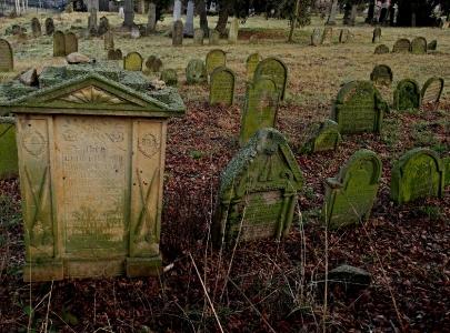 Židovský hřbitov Loštice
