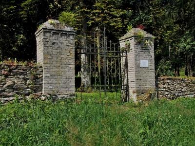 Židovský hřbitov Loučim
