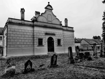 Židovský hřbitov Tovačov