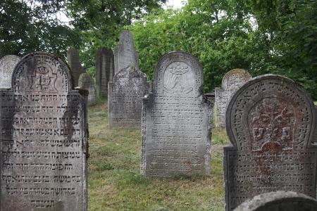 Židovský hřbitov v Osoblaze