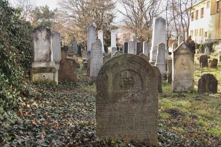 Židovský hřbitov Veselí nad Moravou