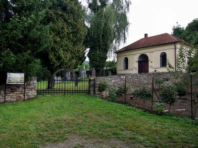 Židovský hřbitov Votice