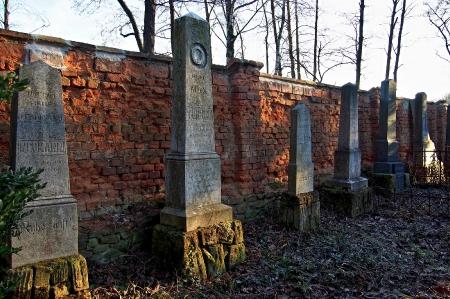 Židovský hřbitov Vyškov