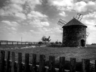 Větrný mlýn - Přemyslovice