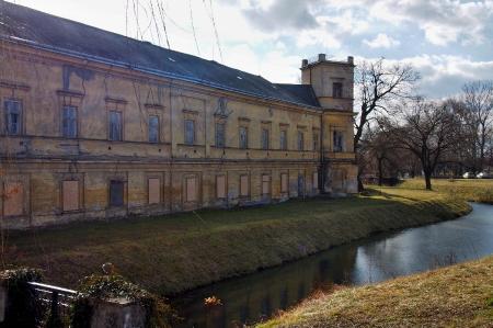 Zámek a park Veselí nad Moravou_15