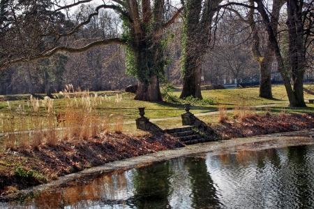 Zámek a park Veselí nad Moravou_28
