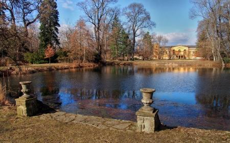 Zámek a park Veselí nad Moravou_4