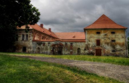 Zámek Čečovice_1