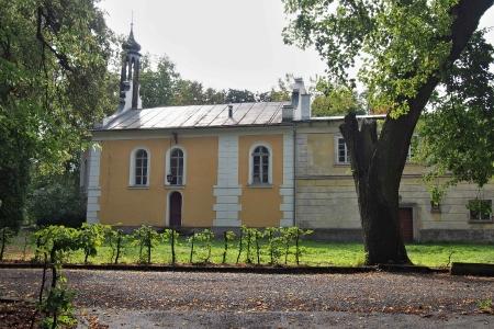 Zámek Hluboš_19