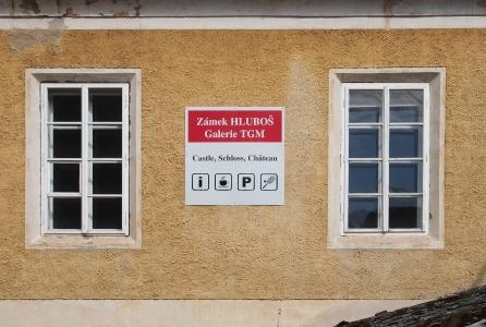 Zámek Hluboš_38
