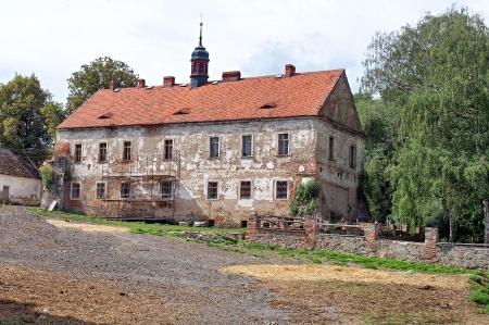 Zámek Zduchovice_1